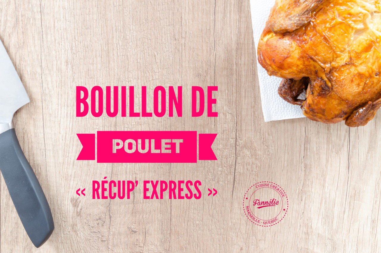 <i class='fas fa-user-lock' aria-hidden='true'></i> Bouillon de poulet « récup' express »