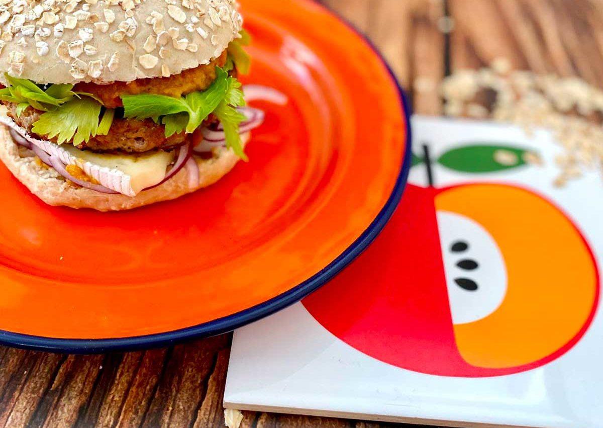 <i class='fas fa-user-lock' aria-hidden='true'></i> Burger cochon gourmet