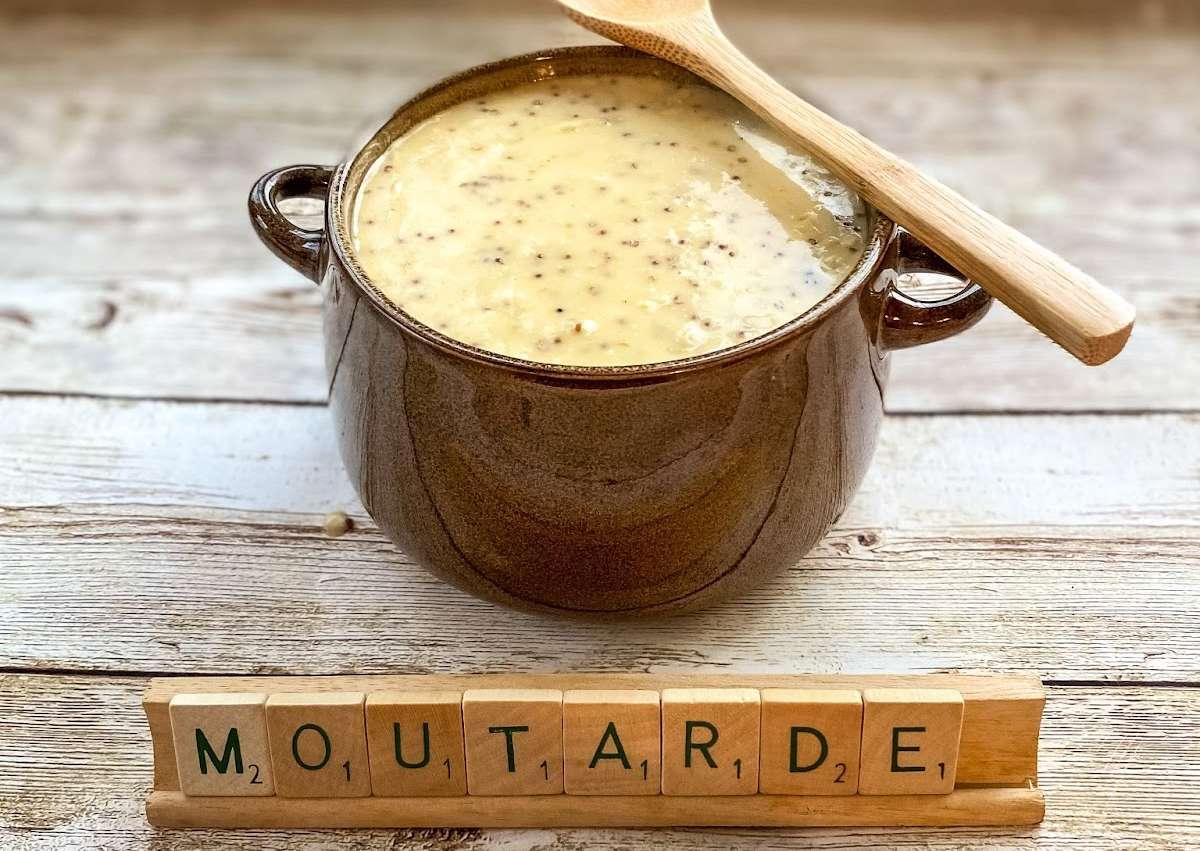 <i class='fas fa-user-lock' aria-hidden='true'></i> Sauce moutarde à l'ancienne