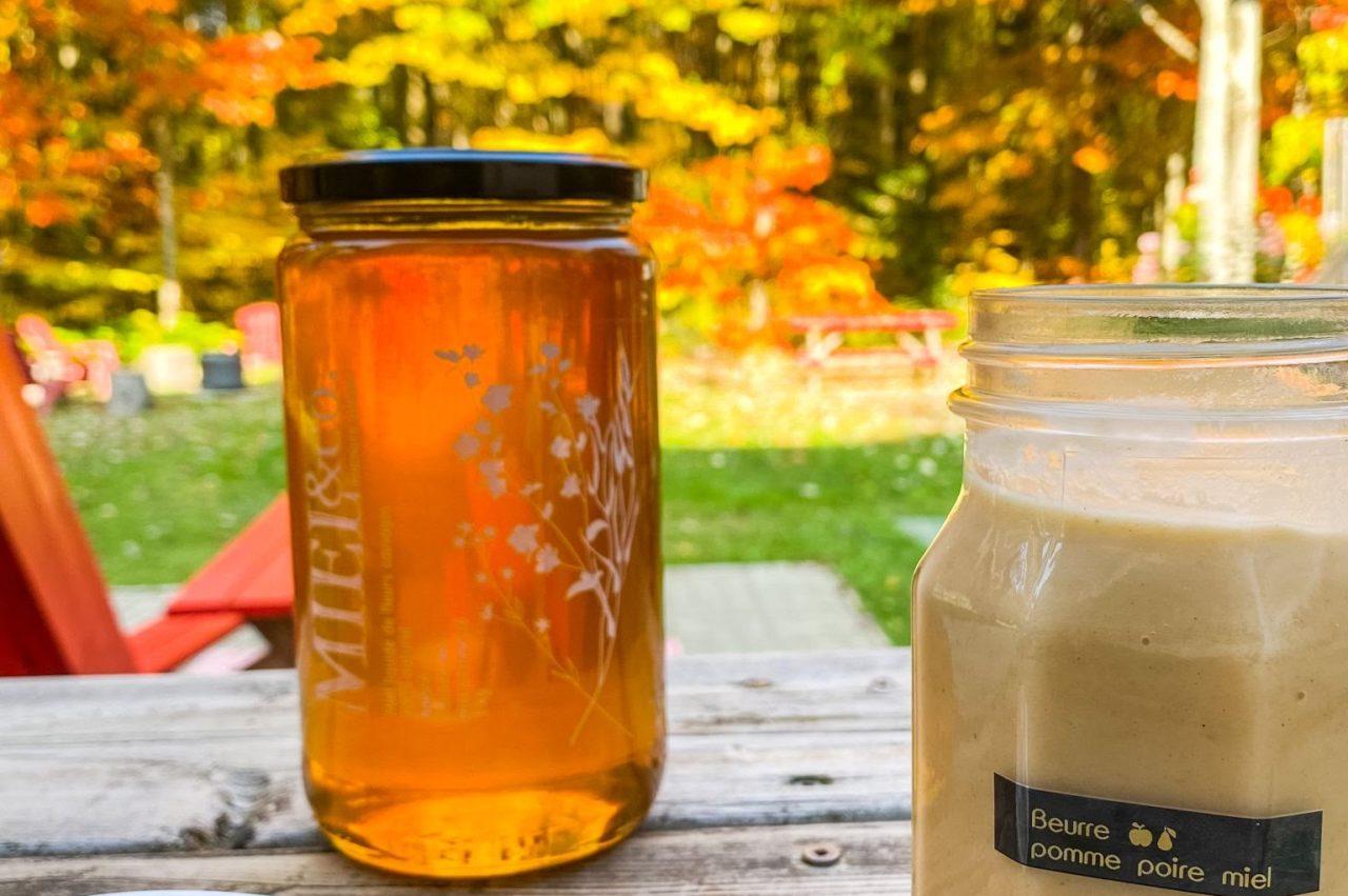 Beurre pomme-poire-miel